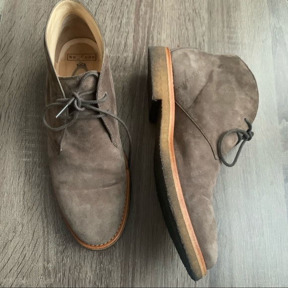 Tod's | Chukka Bootie Taupe Brown 35